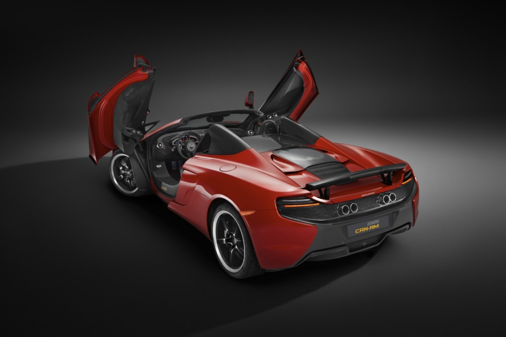 McLaren MSO 650S Can-Am